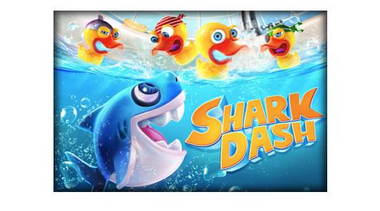 Shark Dash, genial!!  diversión asegurada