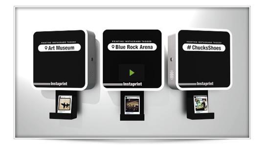 InstaPrint, una cabina de fotos para todos