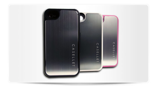 Funda billetera para iPhone Casellet