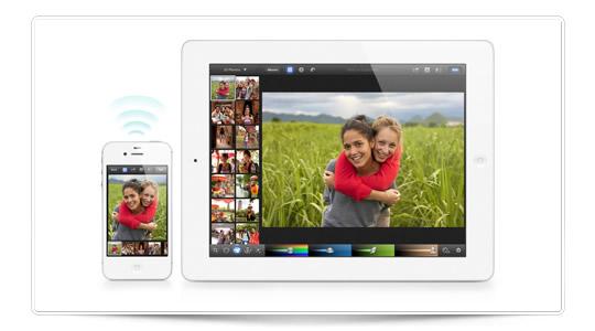 Cómo transferir fotos con iPhoto en iOS