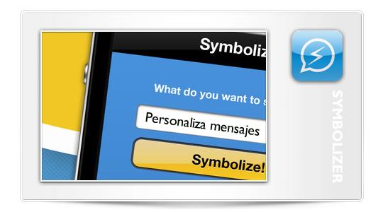 Symbolizer para Facebook y Twitter