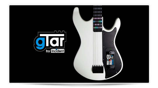 gTar, toca la guitarra con tu iPhone