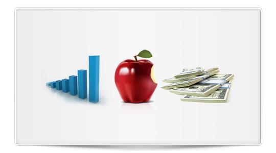 Las acciones de Apple subirán en los próximos tres años