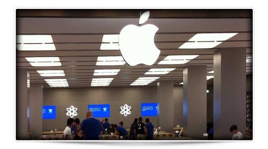 Apple le sube el sueldo a los empleados de sus tiendas
