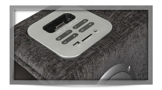 Sofa conector