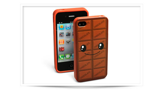 La funda más apetecible para tu iPhone 4/4S