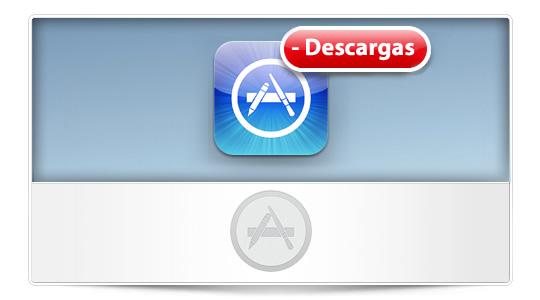 La App Store sufre una bajada en descargas