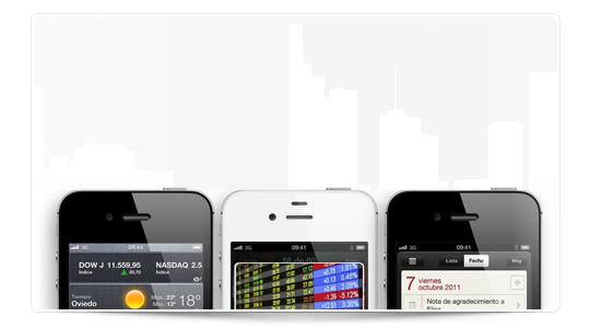 iPhone 4S y el nuevo iPad triunfan en el mundo empresarial