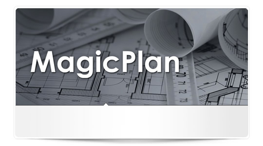 Magic Plan, planos de viviendas