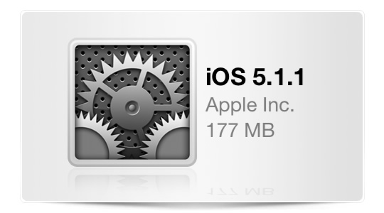 Nuevo iOS 5.1.1
