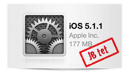 Jailbreak Tethered al iOS 5.1.1