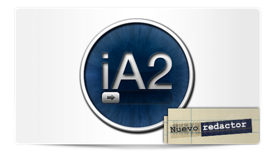 Nuevo Redactor en iPhoneA2