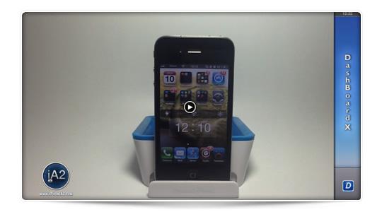 DashBoard X, Widgets en el escritorio de tu iPhone