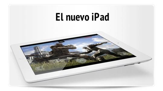 Confirmado lanzamiento del iPad nuevo en 30 países