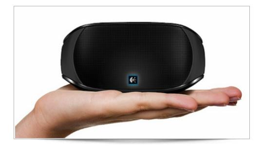 Logitech Mini Boombox el altavoz inalámbrico para tus iDispositivos