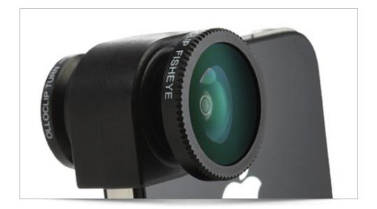 Olloclip, la lente para mejorar tus fotos en el iPhone