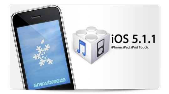 Sn0wbreeze se actualiza para el Jailbreak Untethered en iOS 5.1.1