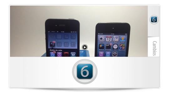 Novedades iOS 6 – Cambios en la App iTunes [Vídeo]