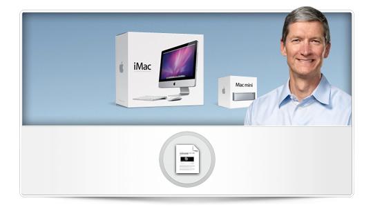 Apple retira su inventario en 5 días