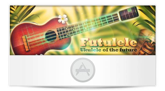Futulele tu música ukulele en tu iPad y iPhone