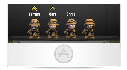 Tiny Troopers, divertidísimo, un 10 para Chillingo