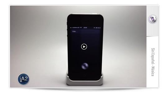Siri Español – Música