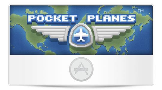 Pocket Planes el juego destacado en la App Store