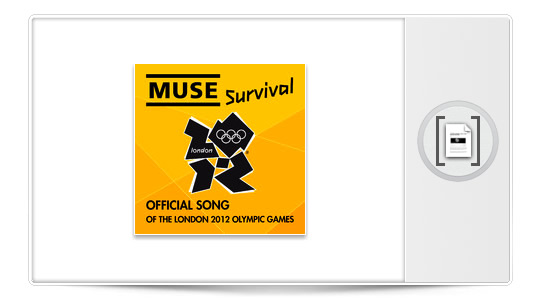 MUSE – Survival – Olimpiadas de Londres