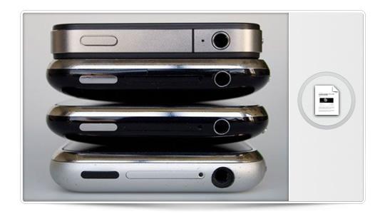5 años de iPhone