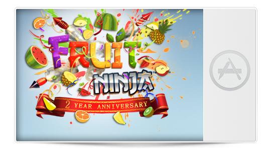 Consigue una copia gratis de Fruit Ninja mientras puedas