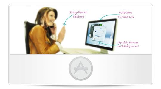 Flutter, control total de tus aplicaciones de vídeo y música de forma gestual.