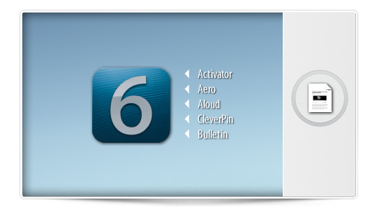 5 Tweaks a iOS6