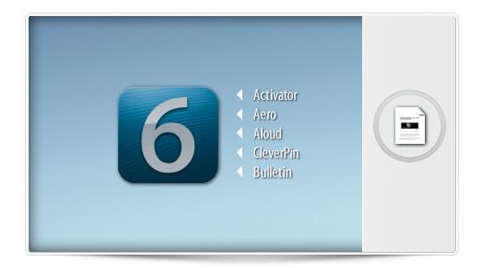 Los Tweaks de Cydia que necesitamos para iOS 6