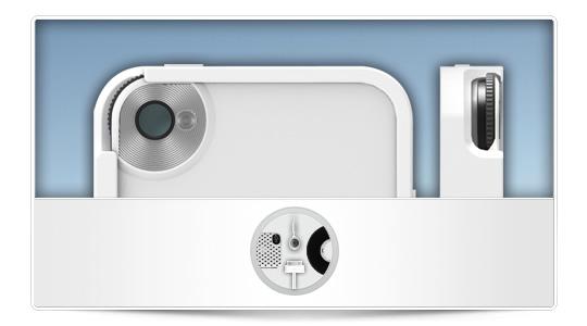 Trygger: La funda para iPhone con Filtro Polarizado