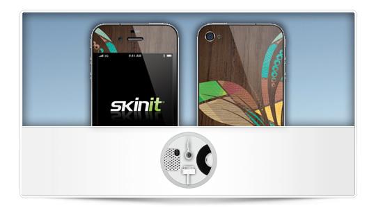 Funda Skinit, tu iPhone siempre diferente