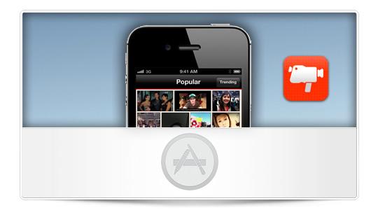 Socialcam la app de esta semana en la AppStore