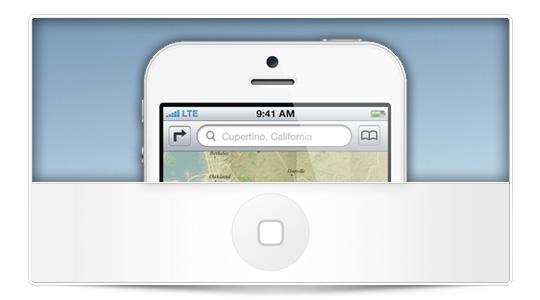 El nuevo iPhone en iOS6, Maps y Safari