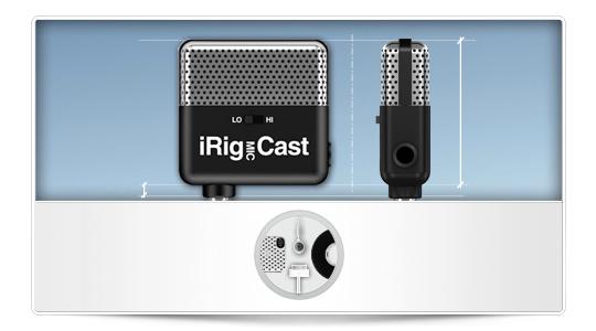 Mini Micrófono iRig Mic