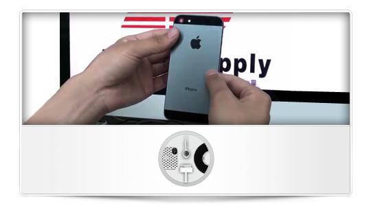 Así puede ser la parte trasera del nuevo iPhone [Vídeo]