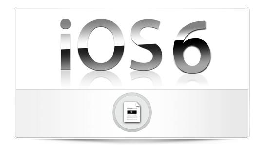 El futuro iOS 6 en Vídeo