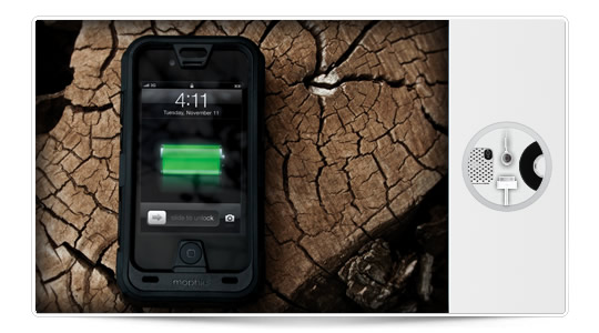 "Juice Pack Pro, la ""súper"" funda para tu iPhone"