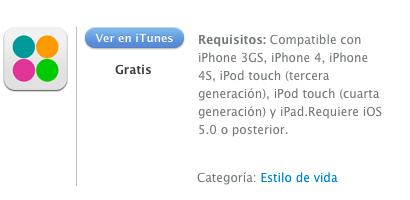 iTunes  Todas Mis Recetas