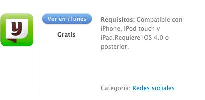 iTunes Yuilop