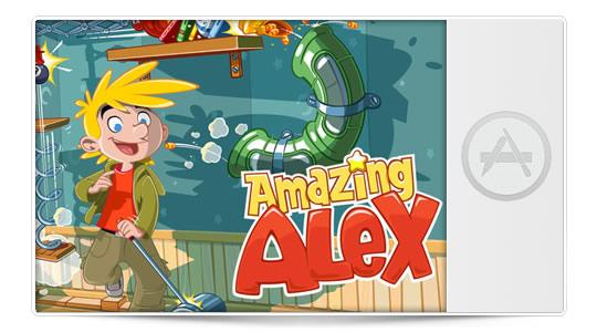 Amazing Alex, lo último de Rovio