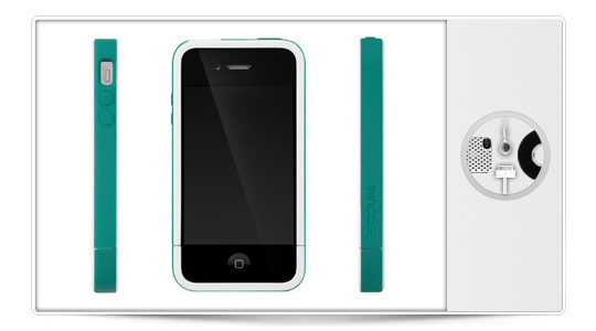 Funda Pro Slider para iPhone 4/4S