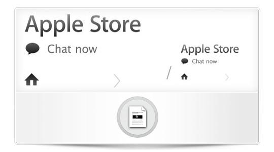 Apple Online Store prepara nuevos gráficos compatibles con las pantallas Retina