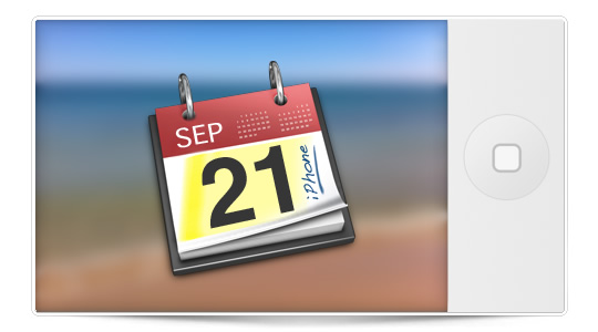 El iPhone 5 será lanzado el 21 de septiembre [Rumor]