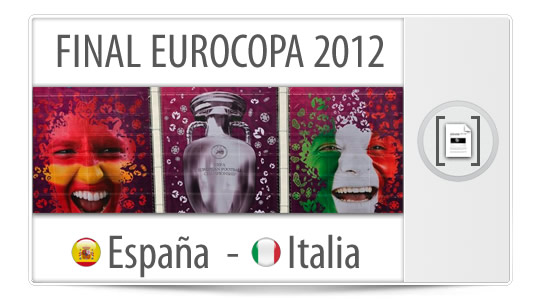 Porra España-Italia [Premio lector VIP]