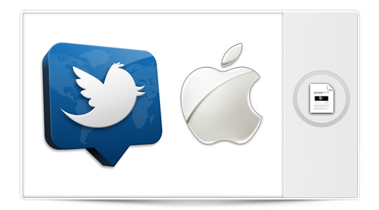 Apple piensa invertir en Twitter