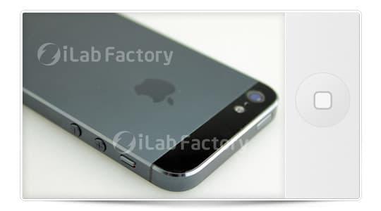 Batería de imágenes/vídeo del nuevo iPhone 5